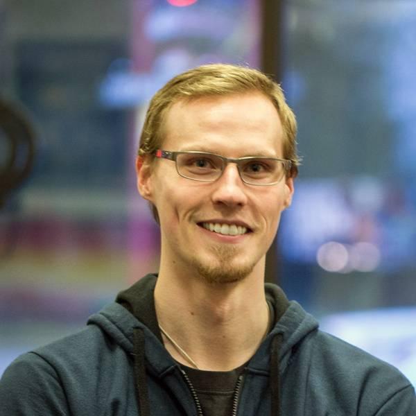 Tim Sundine headshot