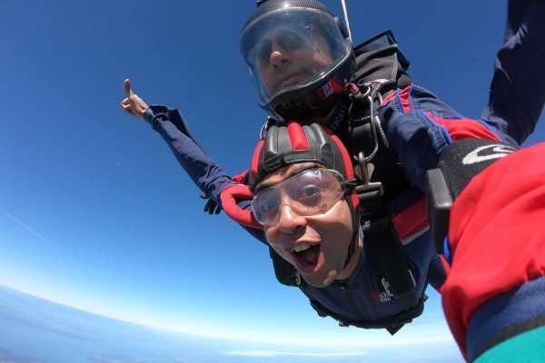 What Will Skydiving Physically Feel Like | Skydive Snohomish